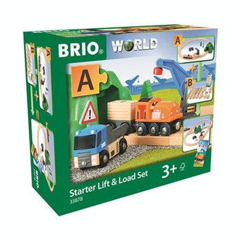 BRIO, Lift & Load 33878 Startset