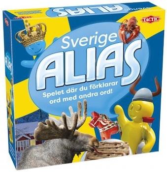 Tactic Sverige Alias