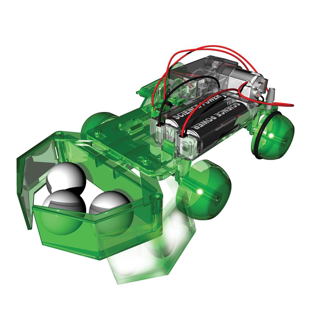 Alga, Robot Bollsamlare
