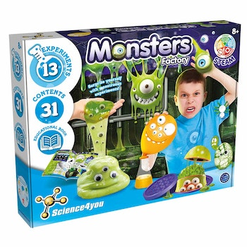 Science4you, Monsters Factory