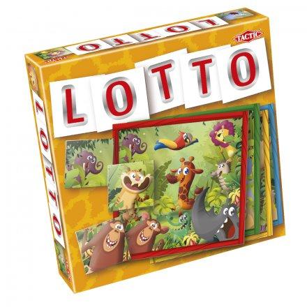 Tactic, Djungel-Lotto