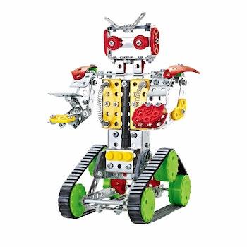 Mech-Tech, Robot 262 delar