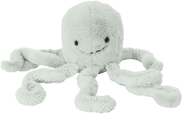 Teddykompaniet - Ocean Pals - Bläckfisk Turkos