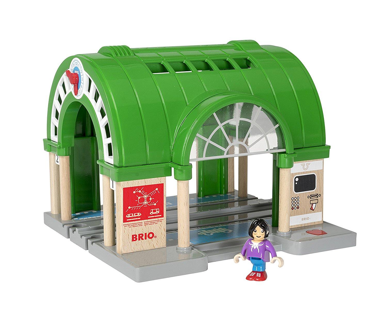 BRIO, Centralstation