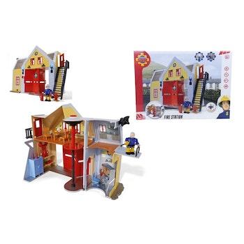 Brandman Sam - Brandstation med figur