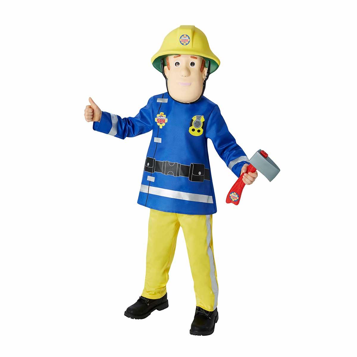 Dräkt, Fireman, Sam, M