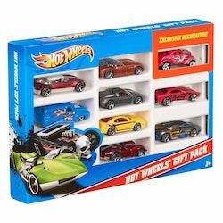 Hot Wheels, Basic Car 9 Pack