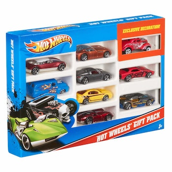 Hot Wheels, Basic Car 9 Pack