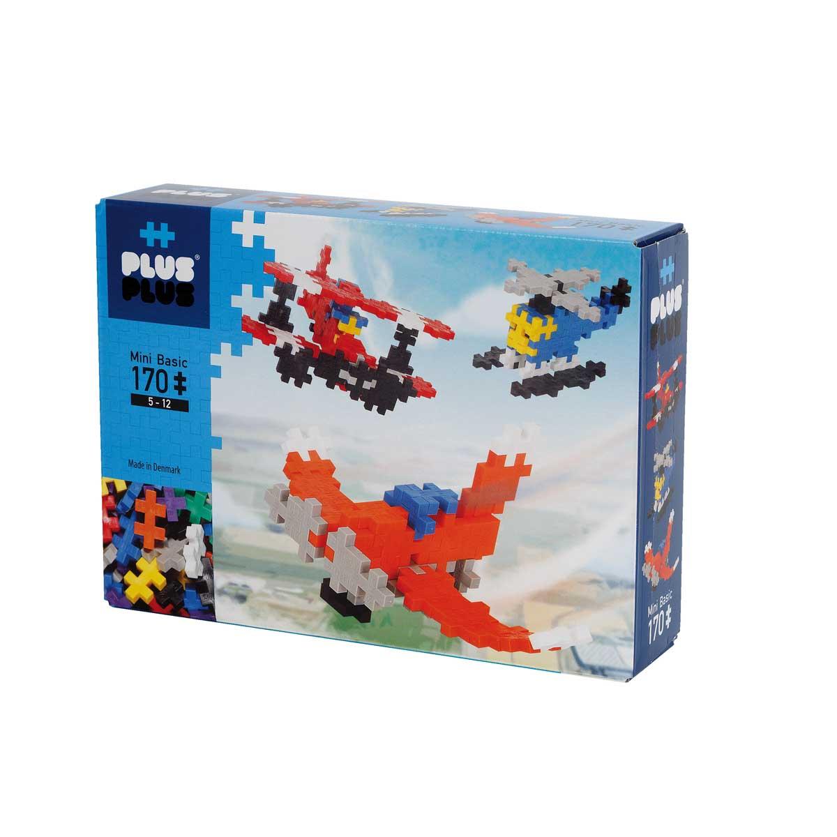 Plus-Plus, Basic Planes, 170 delar