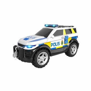 Teamsterz, Polis Svensk 4x4W SUV
