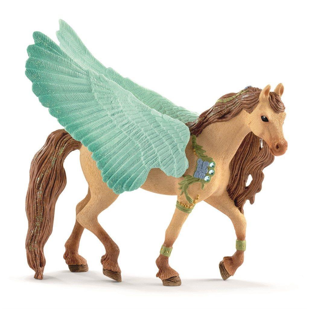 Schleich, Bayala Decorated Pegasus (Hingst)