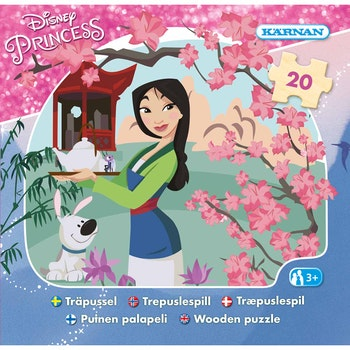 Askpussel, Disney Mulan 20 Bitar