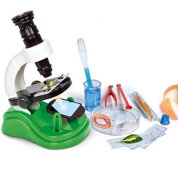 Science & Play, Upptäck med Mikroskop