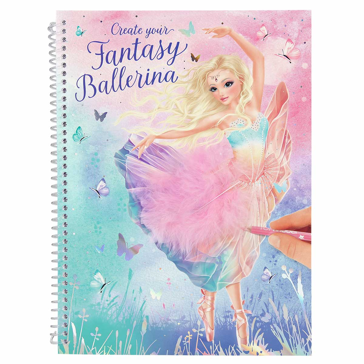 TOPModel, Fantasy Designbok Ballerina