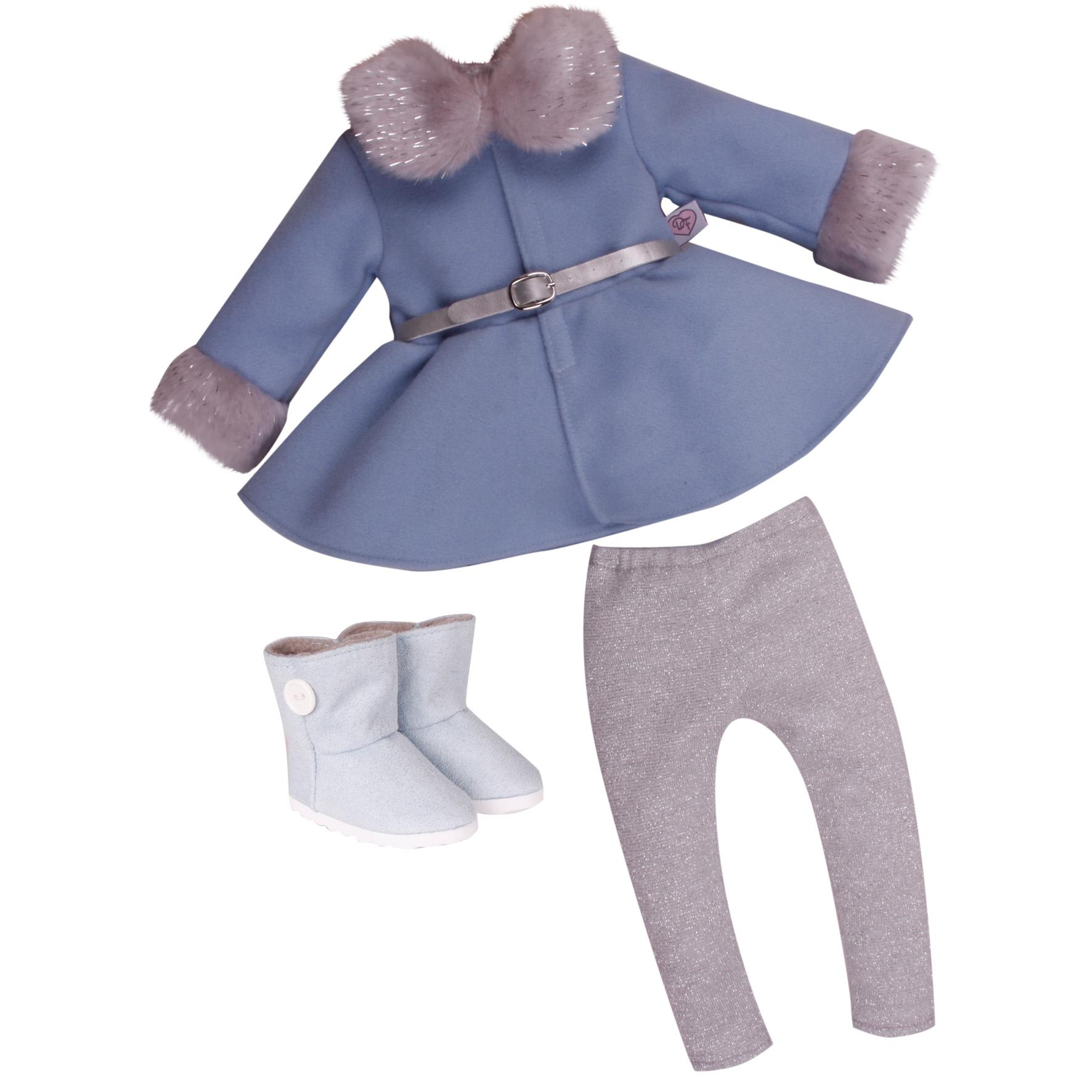 Design a Friend, Winter Wonderland outfit