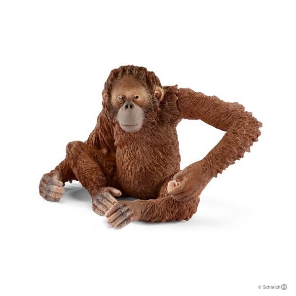 Schleich, Orangutan, Hona