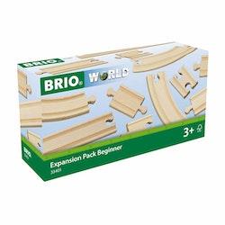 BRIO, Påbyggnadsset 1 - 11 delar