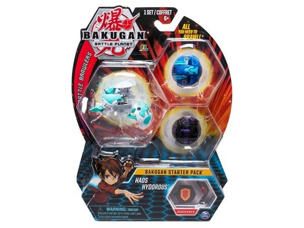 Bakugan - Starter Pack