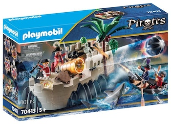 Playmobil 70413, Redcoat Bastion