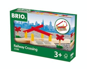 BRIO, Järnvägskorsning