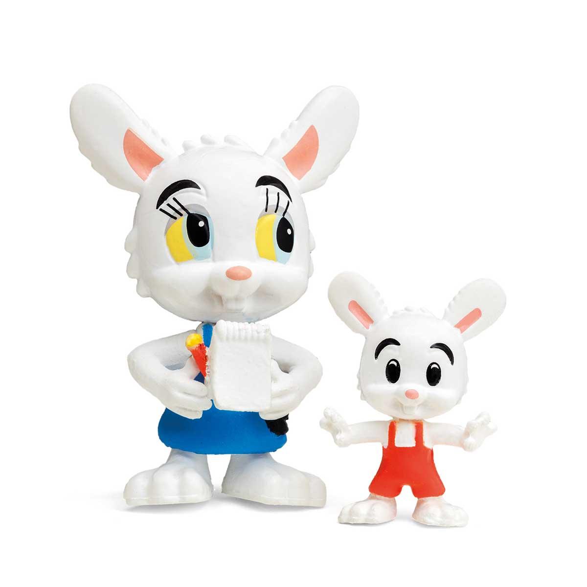 Nina Kanin & Minihopp Figurset
