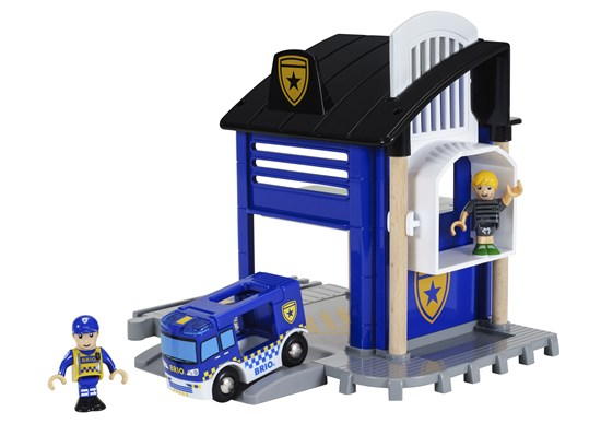 BRIO, Rescue Polisstation