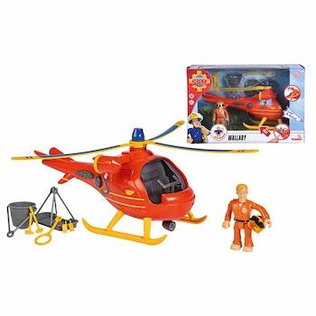 Brandman Sam, Helikopter