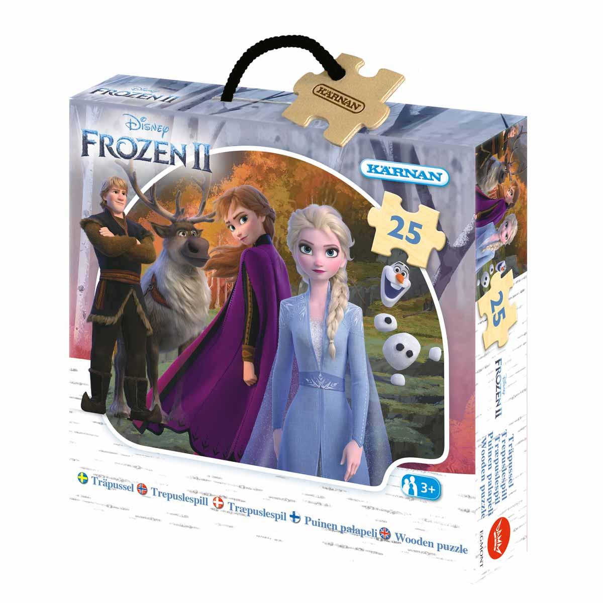 Askpussel, Disney Frozen 2 25 Bitar