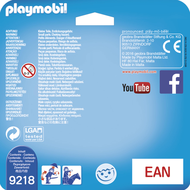 Playmobil 9218, Policeman and Burglar