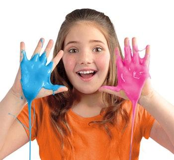 Cra-z-Slimy - Skapa Glitter neon Slime