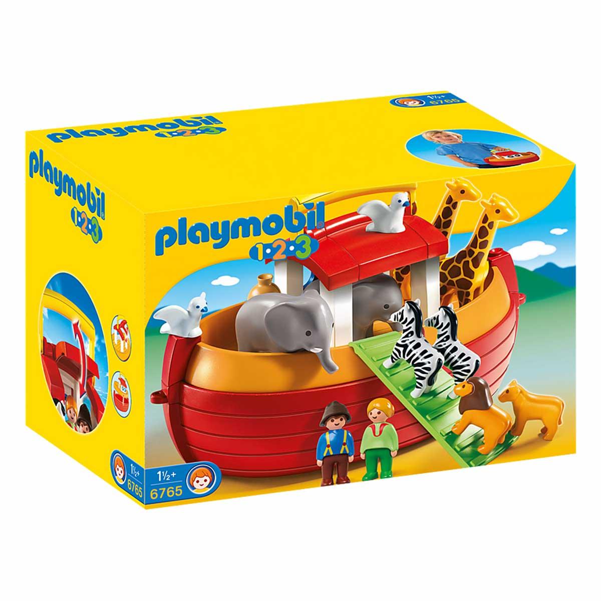 Playmobil 1.2.3 6765, Min bärbara Noaks ark