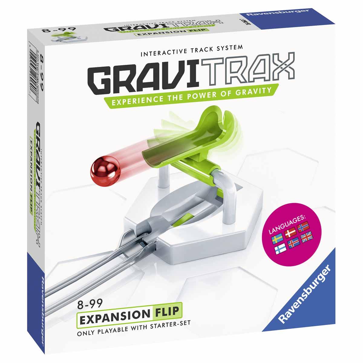 GraviTrax, Flip