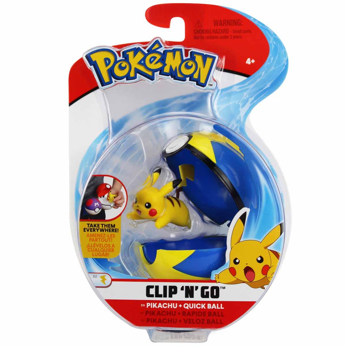 Pokemon, Clip n Go