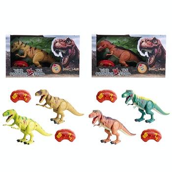 Dino vs World, Radiostyrd dinosaurie med ljus