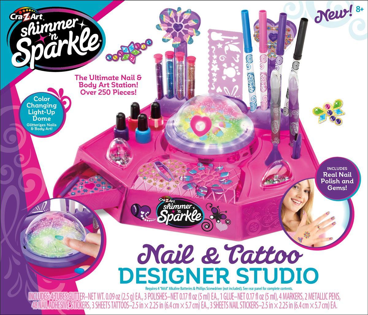 Shimmer & Sparkle - Nagel och Tattoo studio