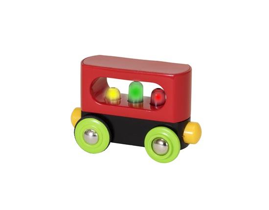 BRIO, Min första järnväg - Blinkande tågvagn