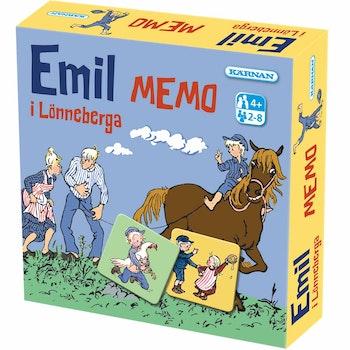 Memo Emil I Lönneberga