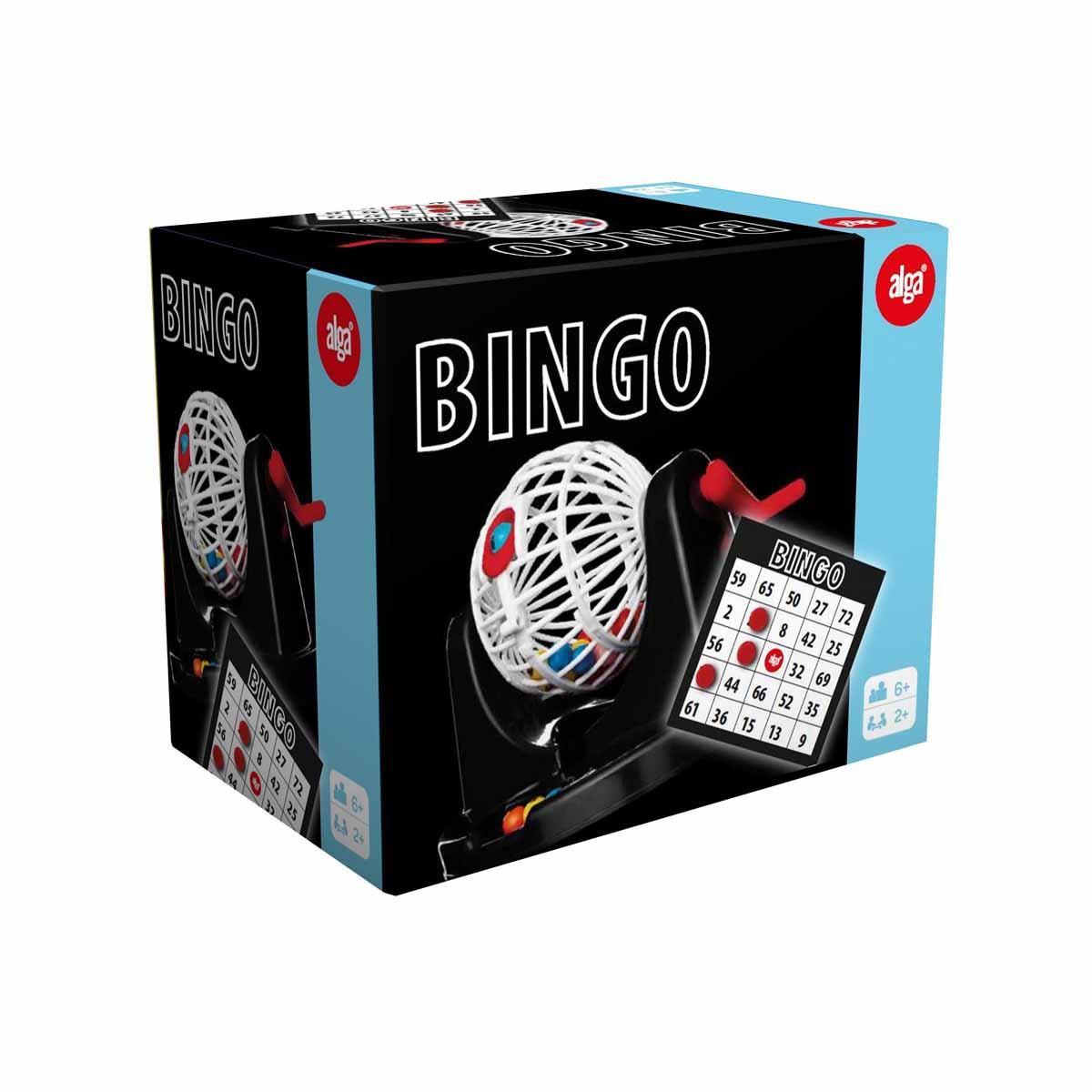 Alga, Bingo