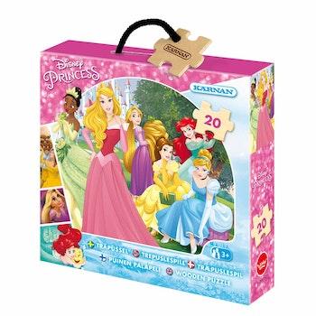 Askpussel, Disney Princess 20 Bitar