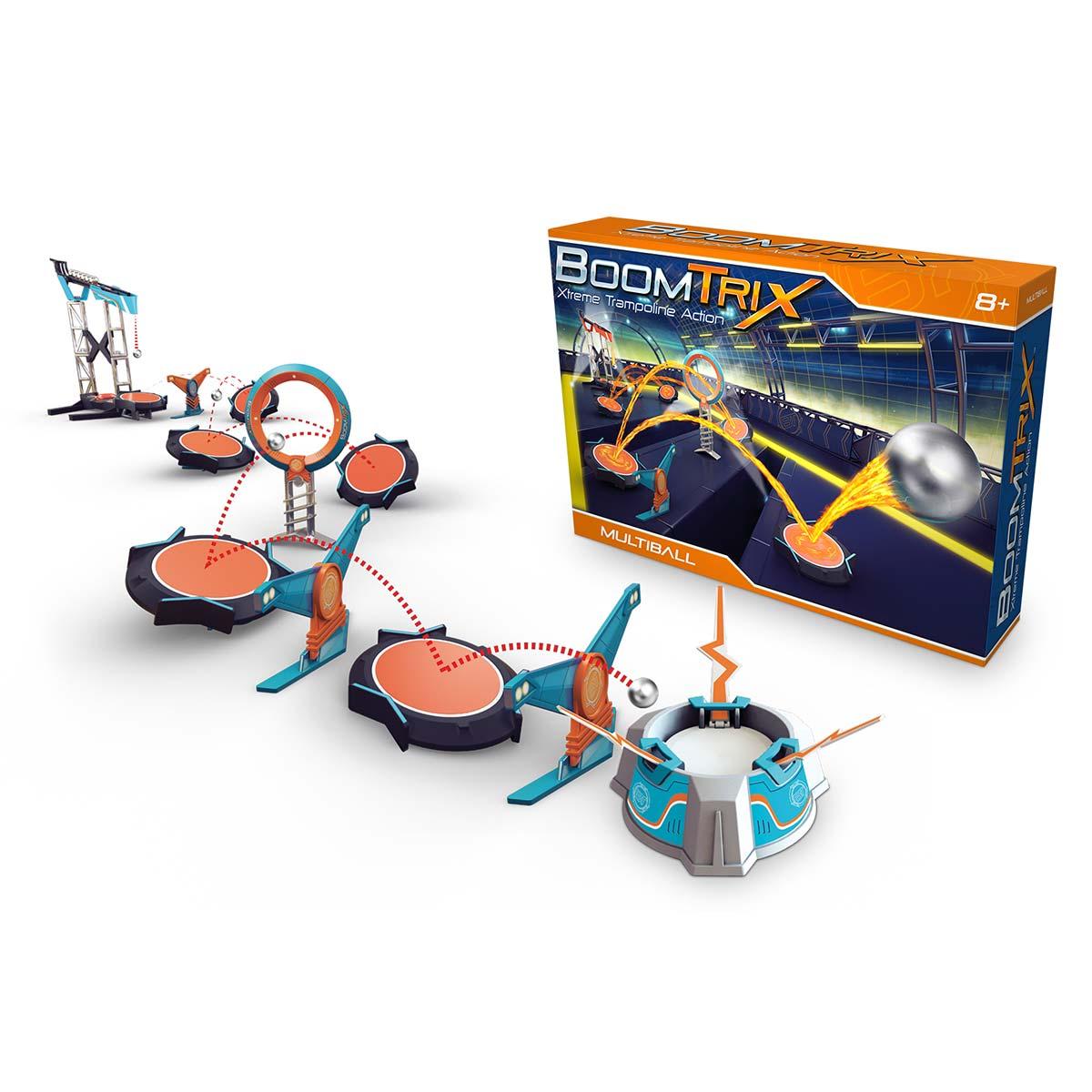 Boom-Trix, Multiball set