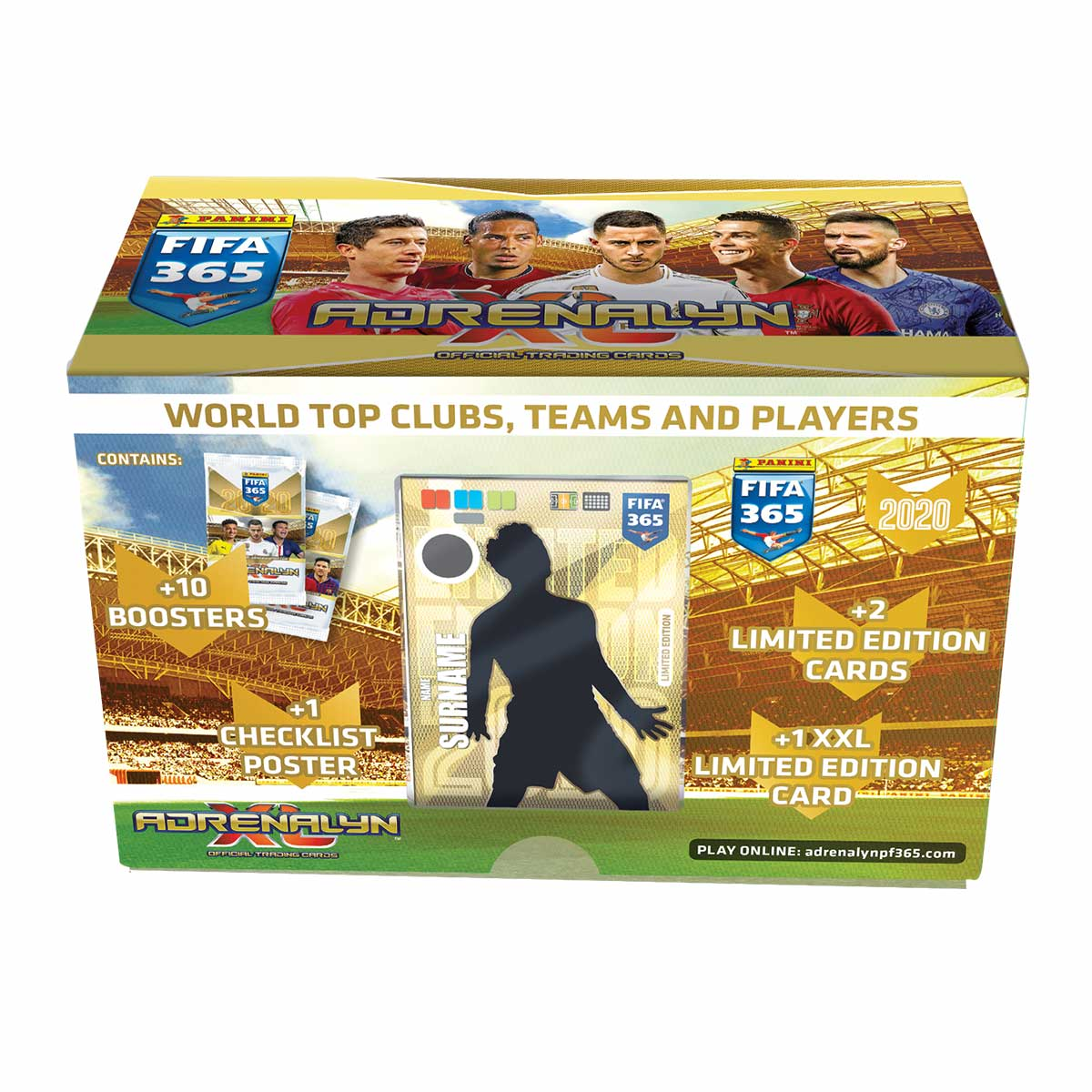 Fifa 365 20/21 Giftbox
