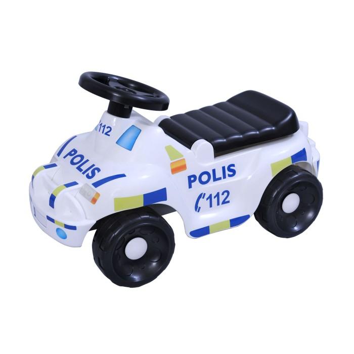 Plasto - Gåbil Polisbil