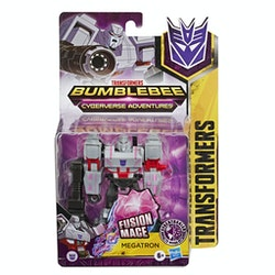 Transformers, Cyberverse Adventures, Warrior Megatron