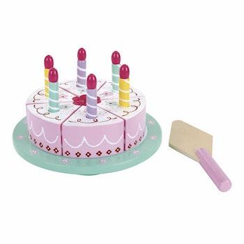NAP, Tårta med ljus