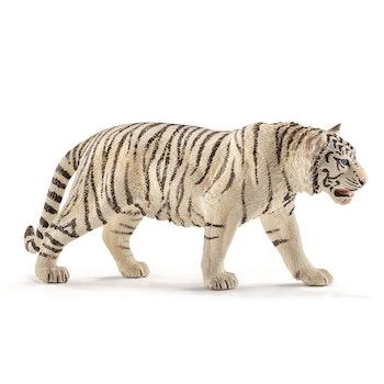 Schleich, Vit Tiger