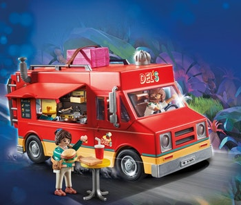 Playmobil the Movie - Dels matvagn