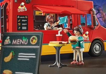 Playmobil the Movie - Dels matvagn