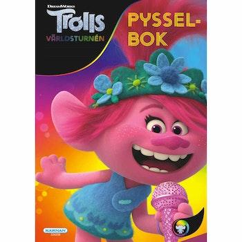 Pysselbok Trolls 2 Med Klistermärken