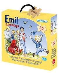 Askpussel, Emil I Lönneberga 20 Bitar