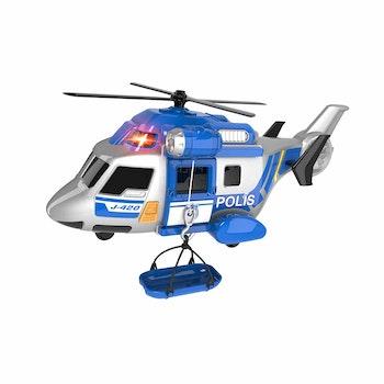 Teamsterz, Polis Helikopter Svensk